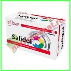 Salidol 40 capsule - Farmaclass - www.naturasanat.ro