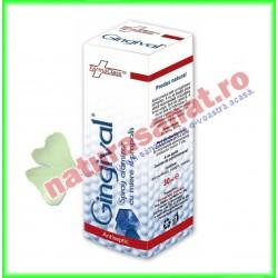 Gingival Spray 30 ml - Farmaclass - www.naturasanat.ro