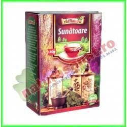 Ceai Sunatoare 50 g - Ad Natura - Adserv
