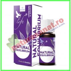 Natural equilibrium 10 ml Complex Uleiuri Esentiale - Bionovativ - www.naturasanat.ro