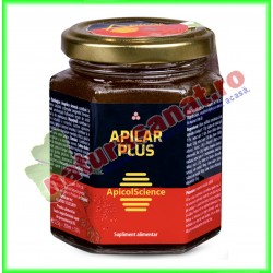 Apilar Plus 200 ml - Apicolscience - www.naturasanat.ro