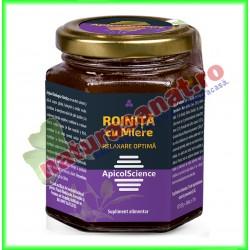 Roinita cu Miere 200 ml - Apicolscience - www.naturasanat.ro