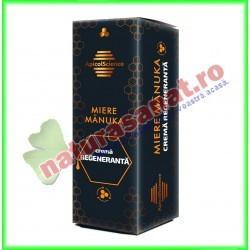 Crema Regeneranta Cu Miere de Manuka 50 ml - Apicolscience - www.naturasanat.ro