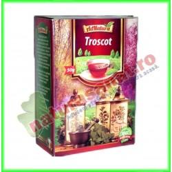Ceai Troscot 50 g - Ad Natura