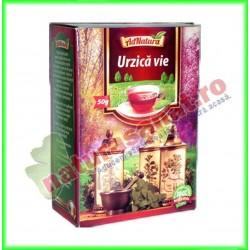 Ceai Urzica Vie 50 g - Ad...