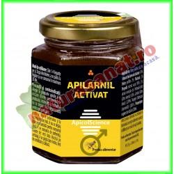 Apilarnil Activat 200 ml - Apicolscience - www.naturasanat.ro