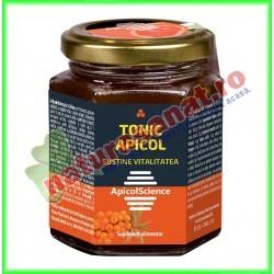 Tonic Apicol 200 ml - Apicolscience - www.naturasanat.ro