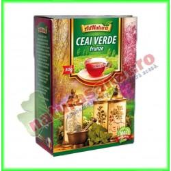 Ceai Verde Frunze 50 g - Ad...