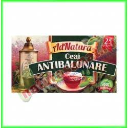 Ceai Antibalonare 25 doze - Ad...