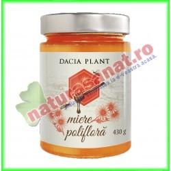Miere Poliflora 430 g - Dacia Plant - www.naturasanat.ro
