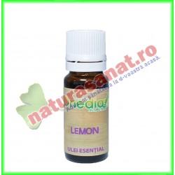 Lemon Ulei Esential 10 ml - Onedia - www.naturasanat.ro