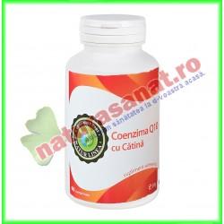 Coenzima Q10 cu Catina 60 comprimate - Linea Body Care - www.naturasanat.ro
