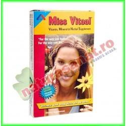 Miss Vitaal 30 tablete - American Lifestyle