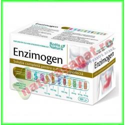 Enzimogen 10 comprimate - Rotta Natura