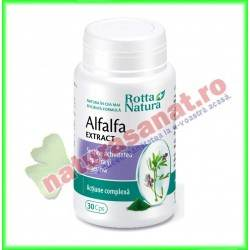 Alfalfa Extract 30 capsule...