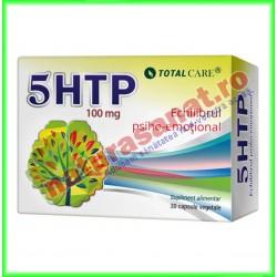 5 HTP 30 capsule - Cosmo Pharm - www.naturasanat.ro - 0722737992