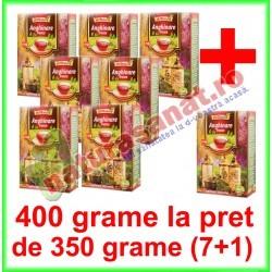 Ceai Anghinare Frunze PROMOTIE 400 g la pret de 350 g (7+1) - Ad Natura - Adserv - www.naturasanat.ro