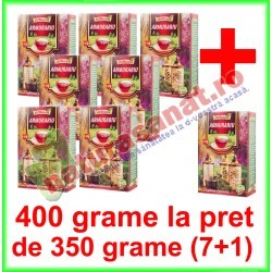 Ceai Armurariu Fructe PROMOTIE 400g la pret de 350 g (7+1) - Ad Natura - Adserv - www.naturasanat.ro