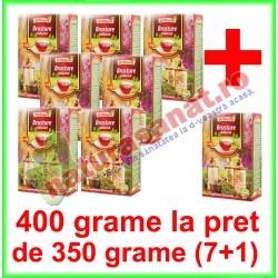 Ceai Brusture Radacina PROMOTIE 400 g la pret 350 g (7+1) - Ad Natura - Adserv - www.naturasanat.ro