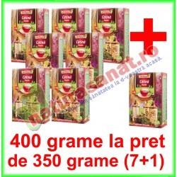 Ceai Catina Fructe PROMOTIE 400 g la pret de 350 g (7+1) - Ad Natura - Adserv - www.naturasanat.ro