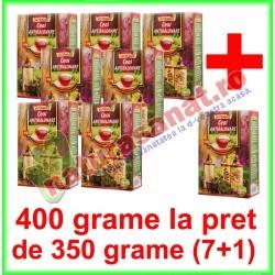 Ceai Antibalonare PROMOTIE 400 g la pret de 350 g (7+1) - Ad Natura - Adserv - www.naturasanat.ro