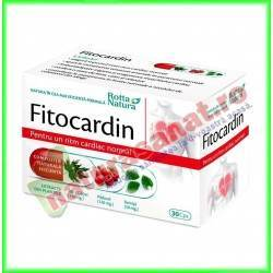 Fitocardin 30 capsule - Rotta Natura