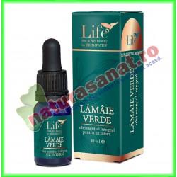 Lamaie Verde Ulei Esential Integral 10 ml - Bionovativ - www.naturasanat.ro
