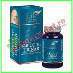 N-BIOT 1C Urinar 30 capsule - Bionovativ - www.naturasanat.ro
