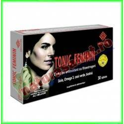 Tonic Feminin 30 tablete - Helcor