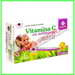 Vitamina C + Echinaceea 30...
