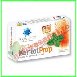 Mentol Prop 30 Tablete de supt - Helcor