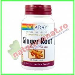 Ginger Root Extract...
