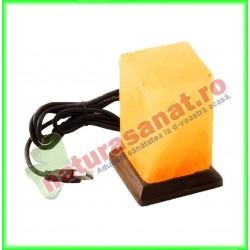 Lampa electrica din sare USB...