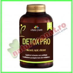 Detox Pro 50 capsule vegetale - Vitara Plant