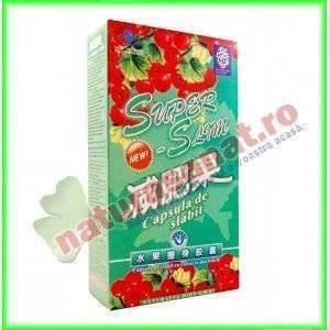 Super Slim capsula de slabit 30 capsule - Naturalia Diet