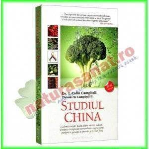 Studiul China (Ed.Adevar Divin) - T. Colin Campbell, dr., Thomas M. Campbell II