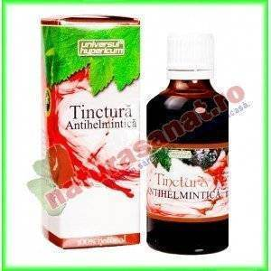 Tinctura Antihelmintica 50 ml - Hypericum Impex