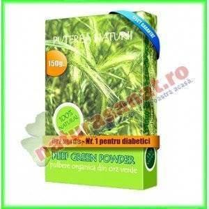 Pulbere din Orz Verde Deep Green 150 g - Cerasus