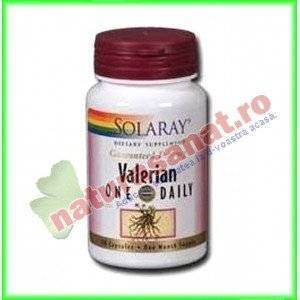 Valerian 30 capsule - Solaray - Secom