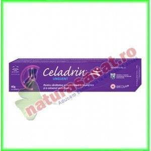 Celadrin Unguent 40g - Good Days Therapy (fost Damar)