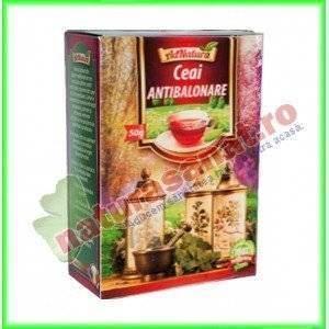 Ceai Antibalonare 50 g - Ad Natura