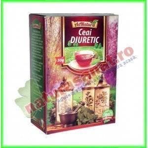 Ceai Diuretic 50 g - Ad Natura