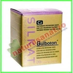 Tratament Contra Caderii Parului Bulboton 12 fiole - Bes Beauty & Science