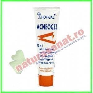 Acneogel - Gel Antiacneic 50ml - Hofigal
