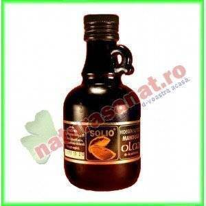 Ulei Migdale presat la rece 250 ml - Solio
