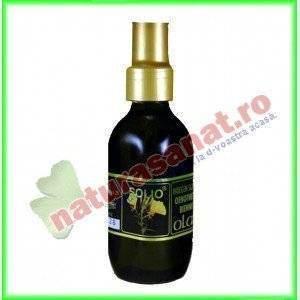 Ulei Luminita Noptii (Oneothera Bienis) presat la rece 100 ml - Solio