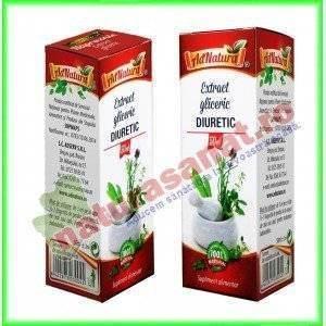 Diuretic Extract Gliceric 50 ml - Ad Natura - Ad Serv