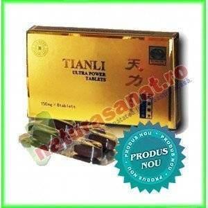 Tianli Ultra Power 8 tablete - Sanye Intercom