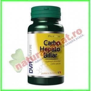 Carbo Hepato Biliar 60 capsule - DVR Pharm