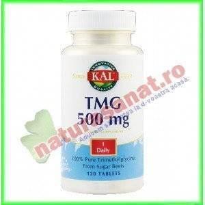 TMG ( Trimetilglicina ) 500 mg 120 tablete - KAL - Secom